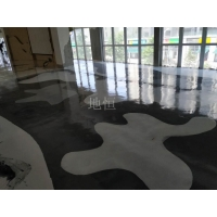 温江环氧树脂地板连工带料施工