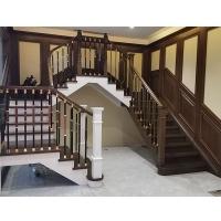 南京实木楼梯扶手-南京宏顺达楼梯
