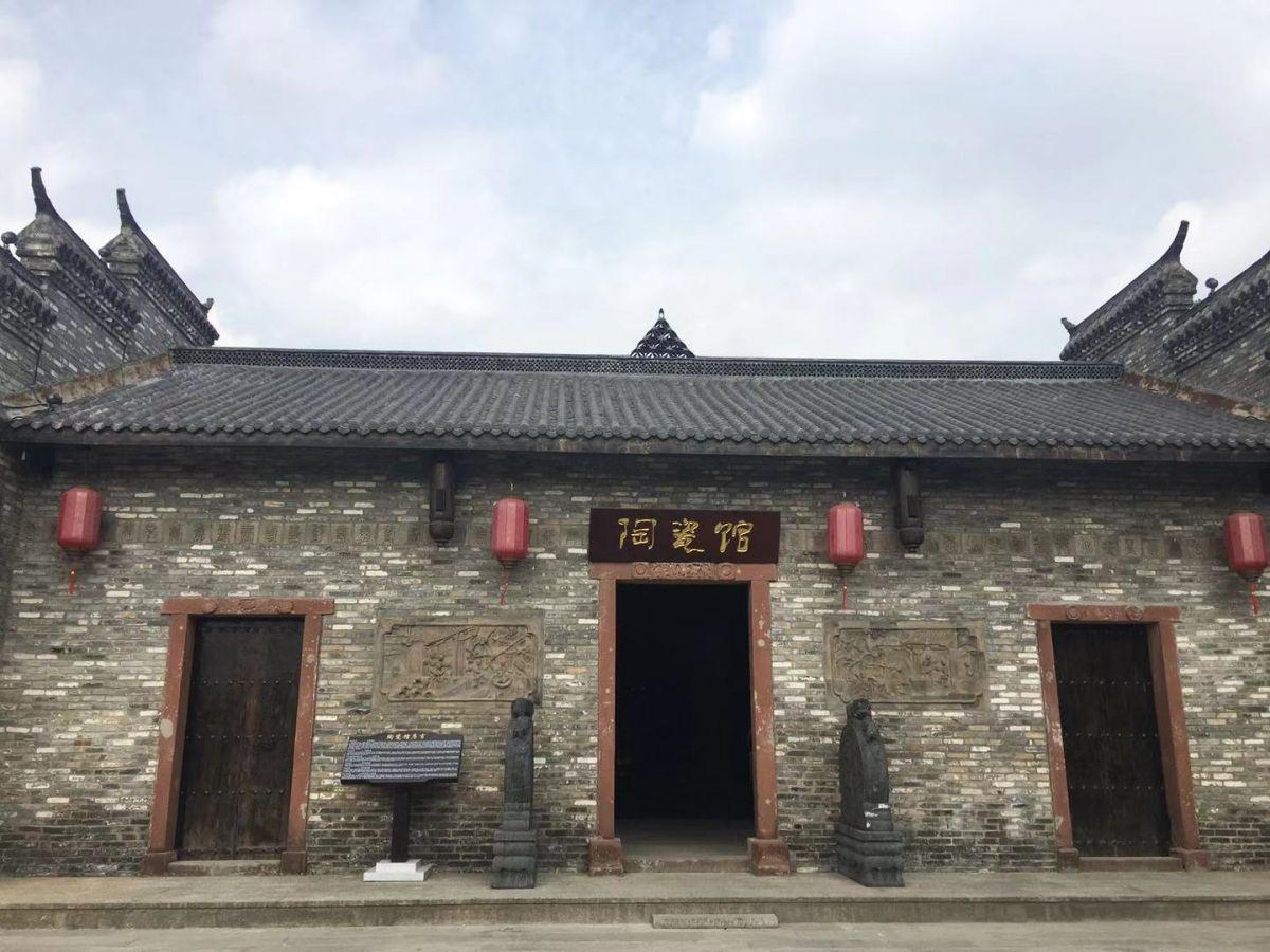 深圳古建青砖青瓦3