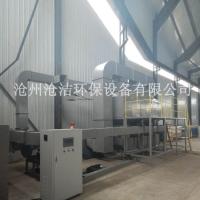 沧洁环保有机废气催化燃烧处理设备 催化燃烧活性炭吸附装置厂家