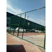 钢丝运动场隔离围栏 体育场围网 球场防护网耐用