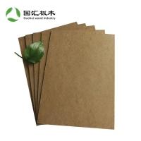热卖质优价廉密度板 2.3mm中纤板 2.3毫米密度板 防潮