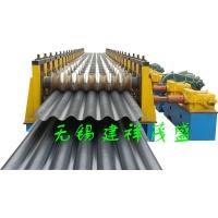 公路桥涵金属波纹板成型设备