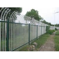 南昌圍墻護欄生產加工小區鋅鋼圍欄多少錢一米 景區圍墻欄桿