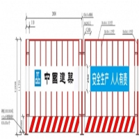 丰城市现货厂基坑工地施工围挡 临边防护栏杆 工地建筑临边护栏