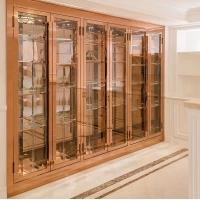 不锈钢恒温酒柜展示柜红酒柜