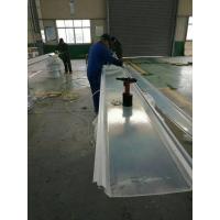 江苏盐城470frp大棚采光瓦 透明瓦规格型号可订制