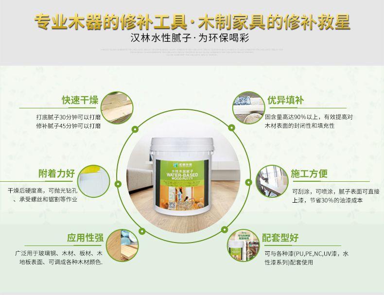 汉林水性腻子面向全国市场亚博app官网下载