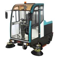 道路清扫机 物业保洁配套用扫地机