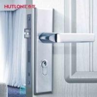 汇泰龙机械门锁 艺薄不锈钢房门锁 HD-67825 拉斯铬
