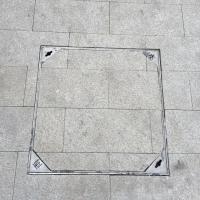 天津不锈钢隐形井盖天津不锈钢装饰井盖规格定做