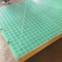 实体专业生产建筑外架防护网片建筑爬架网提升架网片