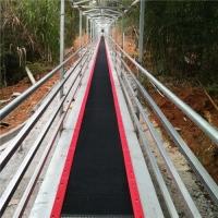 滑雪場景區魔毯輸送帶 飛天魔毯