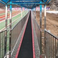 滑雪场魔毯 景区魔毯参数安装价格