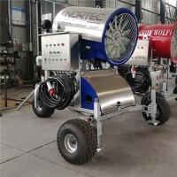 國產諾泰克造雪機人工造雪機使用說明價格