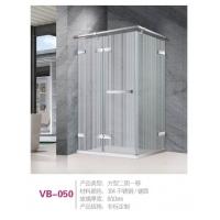 卫标卫浴VB-050方型二固一开淋浴房