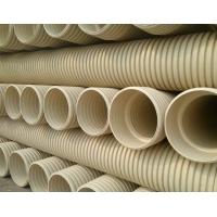 PVC双壁波纹管