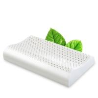 学生专用健椎枕 学生乳胶护颈枕芯批发 泰国天然乳胶枕