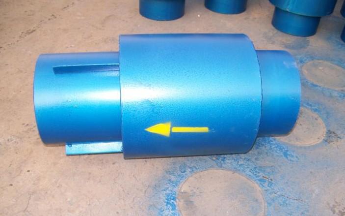 直埋内压轴向型波纹补偿器