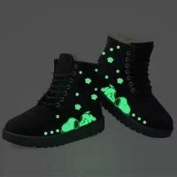 鞋材夜光粉 高亮長效夜光粉 鞋材用環保夜光粉 硅膠夜光粉