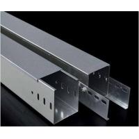 蕭山管業蕭通牌強弱電纜網絡明裝走電線槽金屬穿線槽式鍍鋅橋架