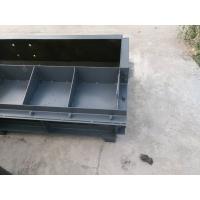 遮板钢模具施工方案 遮板钢模具清洁方式