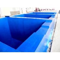 专业污水处理池防腐施工