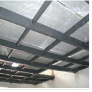 钢结构夹层阁楼楼板,钢结构轻质楼板,轻体钢结构水泥楼板
