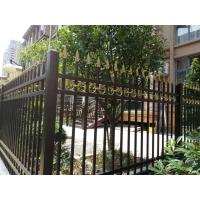 别墅锌钢护栏批发  园林围栏定制 阳台护栏批发