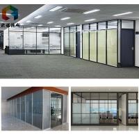 濟南隔斷款式商業辦公寫安樓的裝修高隔間