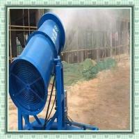 福建泉州水雾风扇造雾高压雾炮机