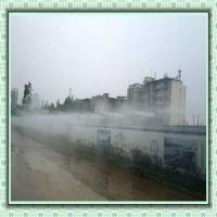 福建南平工地广告围挡喷淋系统