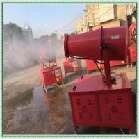 厦门同安水雾风扇造雾高压雾炮机