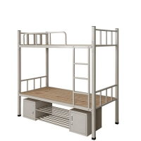 河南學生宿舍公寓床 山西鋼制公寓床 陜西大學生公寓床