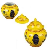定做陶瓷罐 陶瓷罐子厂家