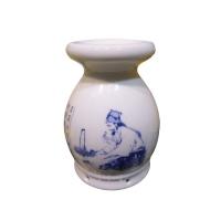 定做陶瓷艾灸罐厂家