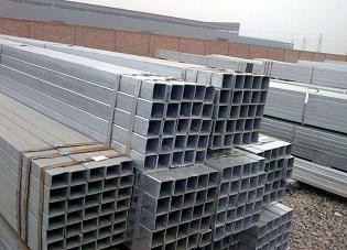 方管规格现货销售 镀锌方管重量表 质量好就来山东江拓