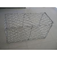 厂家定制边坡石笼网卷镀锌铁丝笼 护坡石笼网雷诺护垫石笼网箱