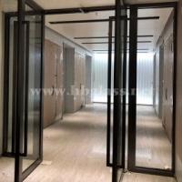 青岛防护玻璃门窗