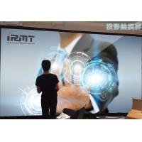 IRMT精研电子W系列超大尺寸红外多点触摸框研发生产