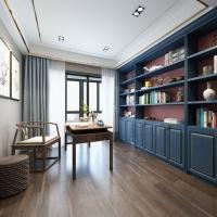 娅迪贝斯 书房空间