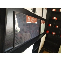 室内装饰板材批发,多彩可定制穿孔石膏板