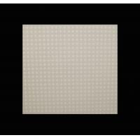腾飞硅酸钙穿孔复合吸音天花板 穿孔吸音板价格 定制硅酸钙板