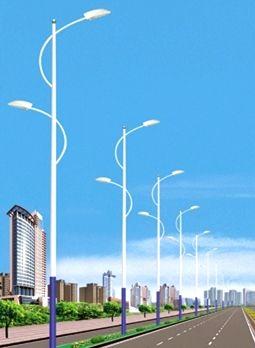 單火路燈、雙火路燈、多火路燈、天街照明-- 天街照明