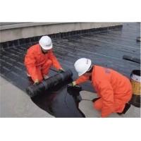 自粘湿铺卷材 广州自粘改性沥青防水卷材价格 自粘型