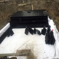湖南雨水收集系統廠家,供應雨水收集模塊