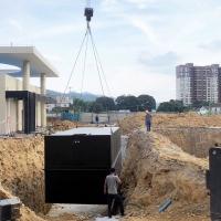 富仕污水處理設備一體化系統FSW01廠家供應