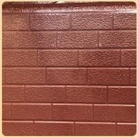 標磚紋金屬雕花板外墻裝飾材料 新型聚氨酯金屬雕花板