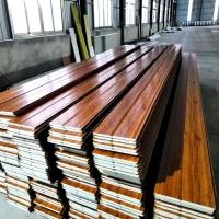 標磚金屬雕花板 聚氨酯夾芯防火板 輕鋼別墅外墻保溫裝飾一體板