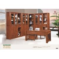 无锡全屋定制书柜实木家具